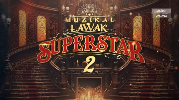 Muzikal Lawak Superstar Musim 2 (2020) Episod 5