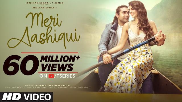 Meri Aashiqui Song Lyrics in Hindi | Rochak Kohli Feat. Jubin Nautiyal