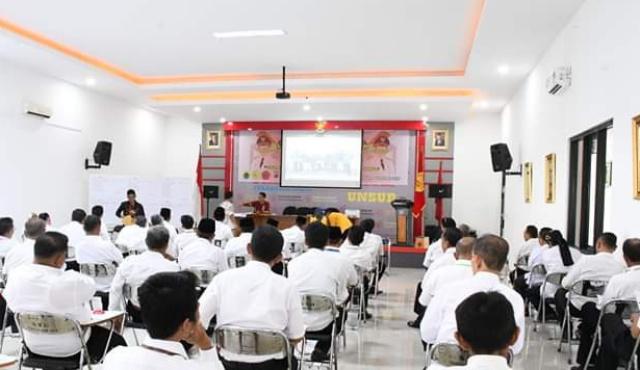507 Balon Kades Di Cianjur Mengikuti Tes Akademik