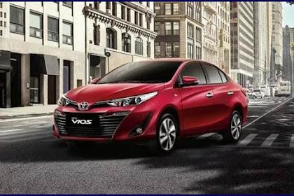 Harga Mobil Toyota Vios dan Spesifikasinya Terbaru 2019