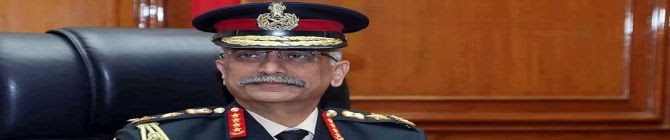 Army Chief Gen Naravane Leaves For South Korea On A Three-Day Visit
