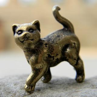 подарки для любителей кошек фигурки коты ручная работа симферополь