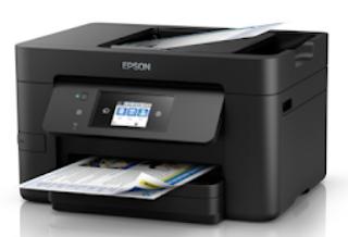 Imprimante Epson WorkForce WF-3725DWF Driver Windows et Mac