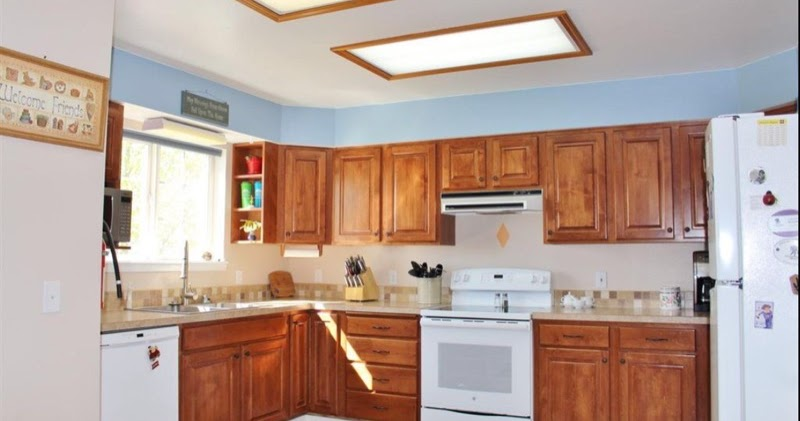 Keep Home Simple How I Painted Our Kitchen Cabinets White