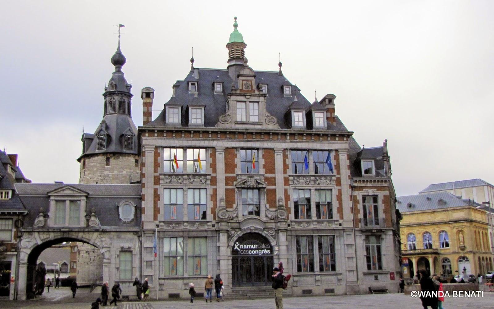 Antico Palazzo della Borsa di Namur
