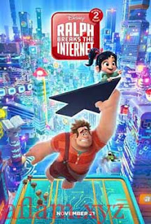 مشاهدة مشاهدة فيلم Ralph Breaks the Internet 2018 مترجم