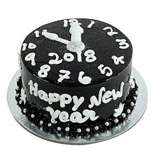 New Year and event party Cake Image