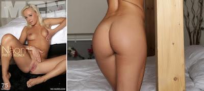 Naomi - MC-Nudes - Pretty Blonde - Jan 14, 2015