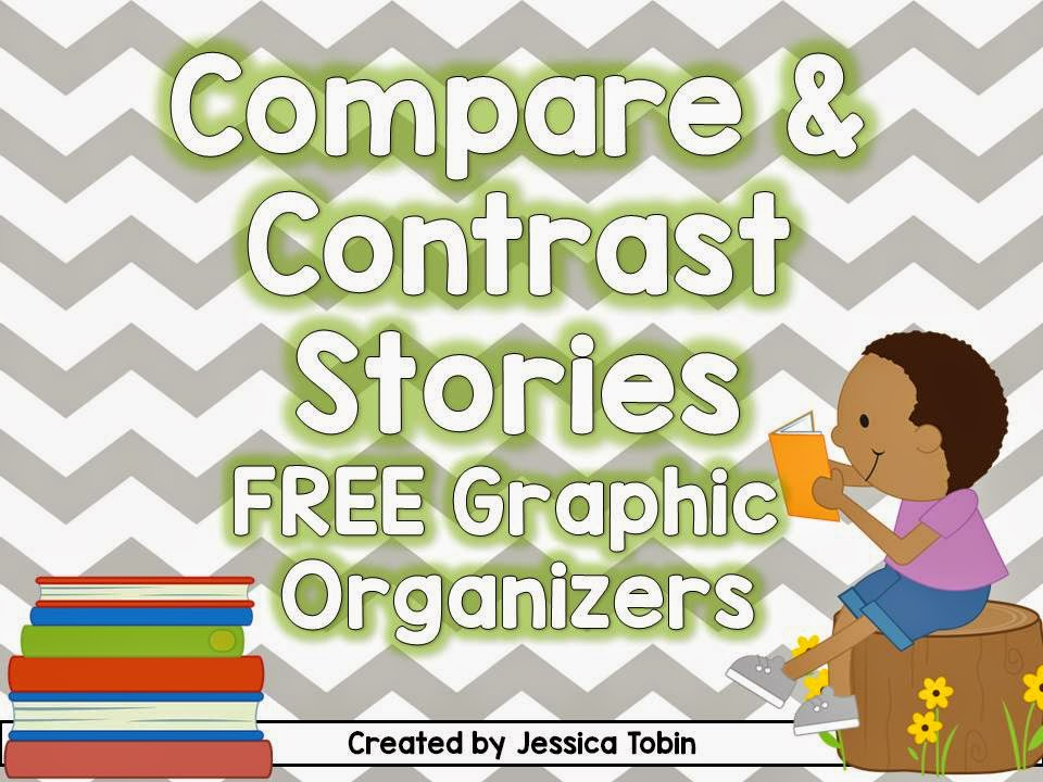 compare and contrast free worksheets