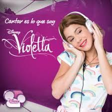 violetta - Cantar es lo que soy (2013)