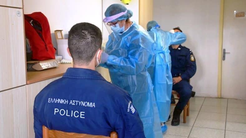 Άμεση εξέταση όλου του προσωπικού της Δ.Α. Ορεστιάδας για Covid-19 ζητούν οι αστυνομικοί