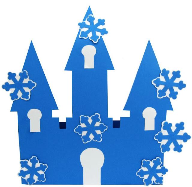 porta-guardanapo-castelo-frozen