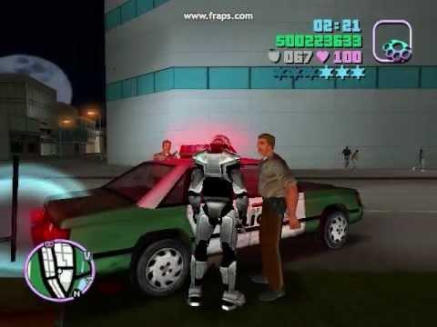 Play GTA Vice City