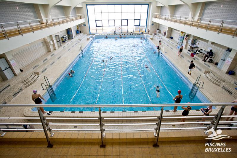 piscine bains centre bruxelles