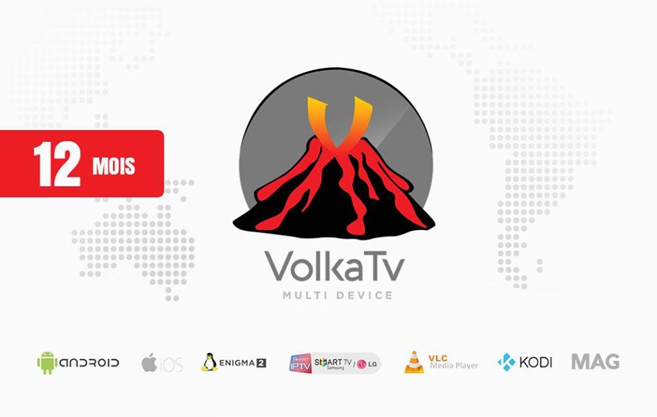 Volka iptv apk for android