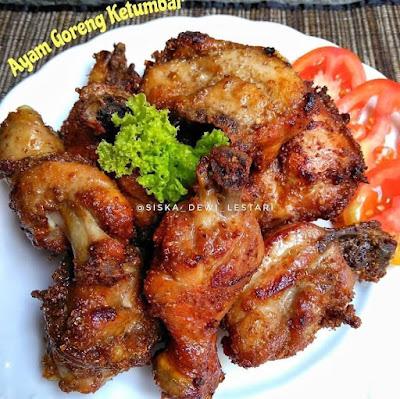 Resep Olahan Ayam - Ayam Goreng Ketumbar