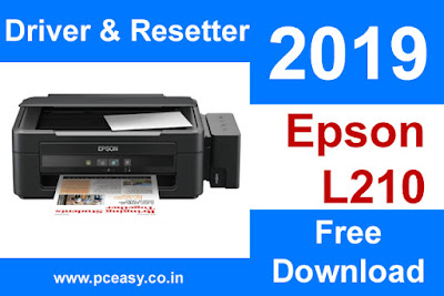 Epson L210 Driver Resetter Download