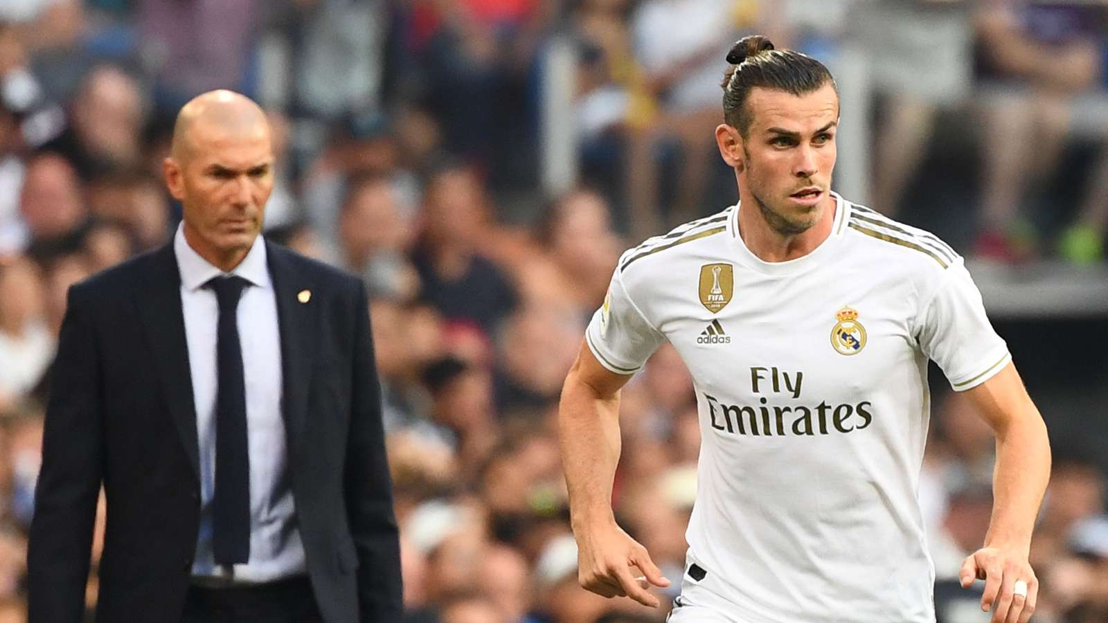 Real Madrid Conference | Zidane: Bale cannot be banned from playing golf