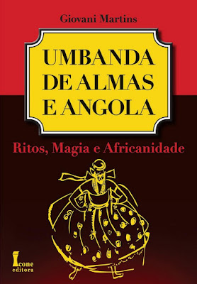 Livro: Umbanda de Almas e Angola