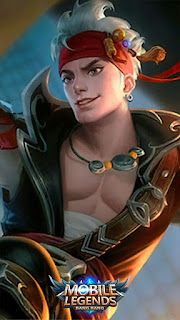 Claude Plunderous Pirate Heroes Marksman of Skins V2