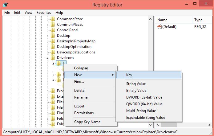 Mengatasi Icon Local Disk Hilang Pada Windows Explorer