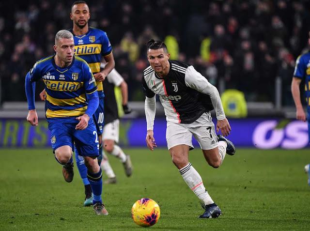 DEPORTES: Fútbol italiano se jugará a puerta cerrada hasta que haya vacuna contra el virus.