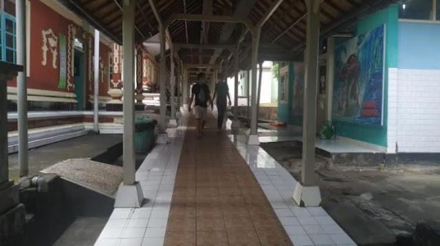 Pasangan WNA di Bali Positif Corona, Dirawat di Ruang Isolasi BRSU Tabanan