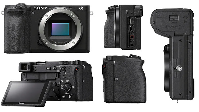 Sony Alpha A6600 Mirrorless Camera Review