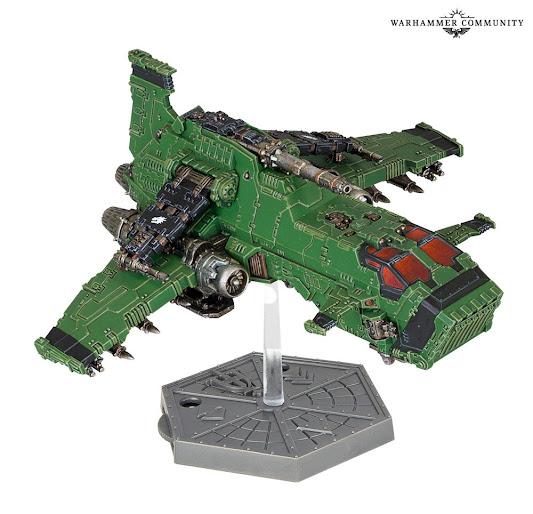 plastic thunderhawk