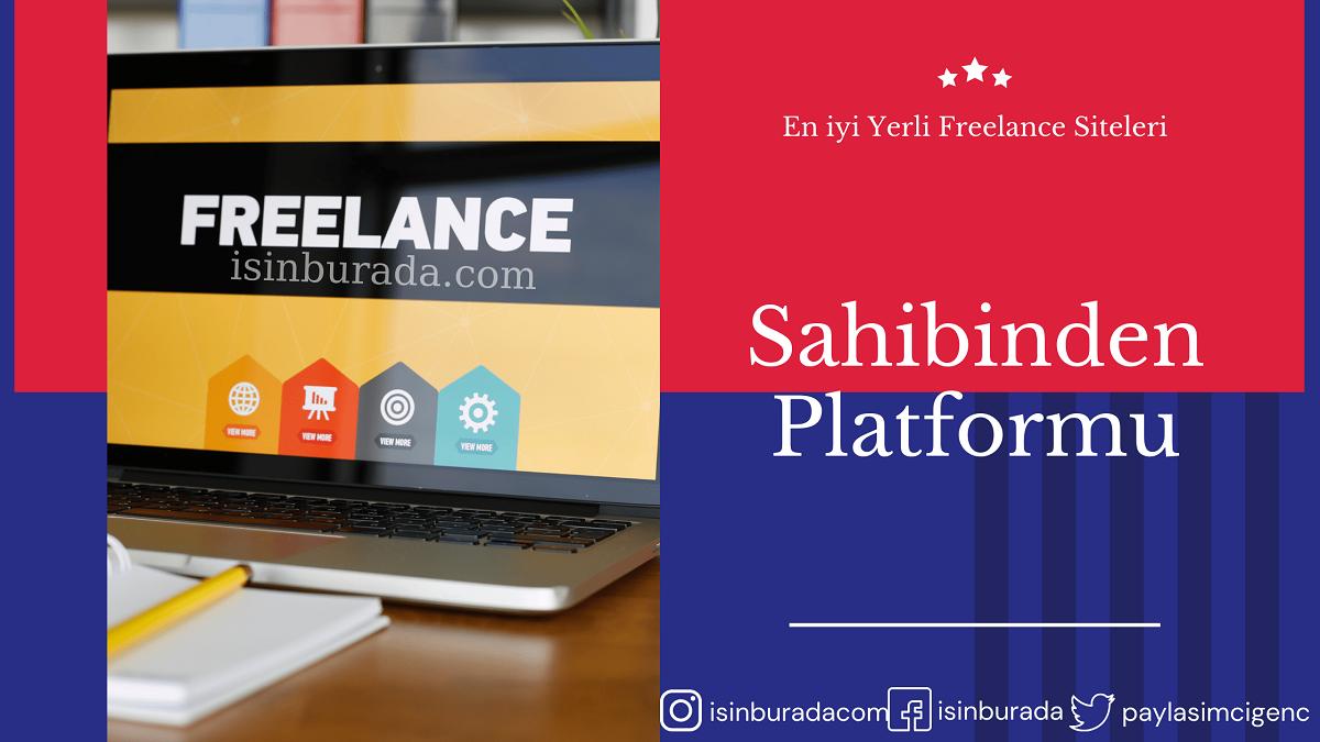 Sahibinden Freelance Fırsatları