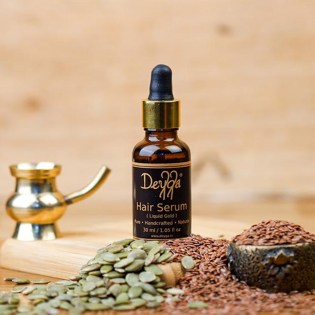 Deyga organics Hair Serum