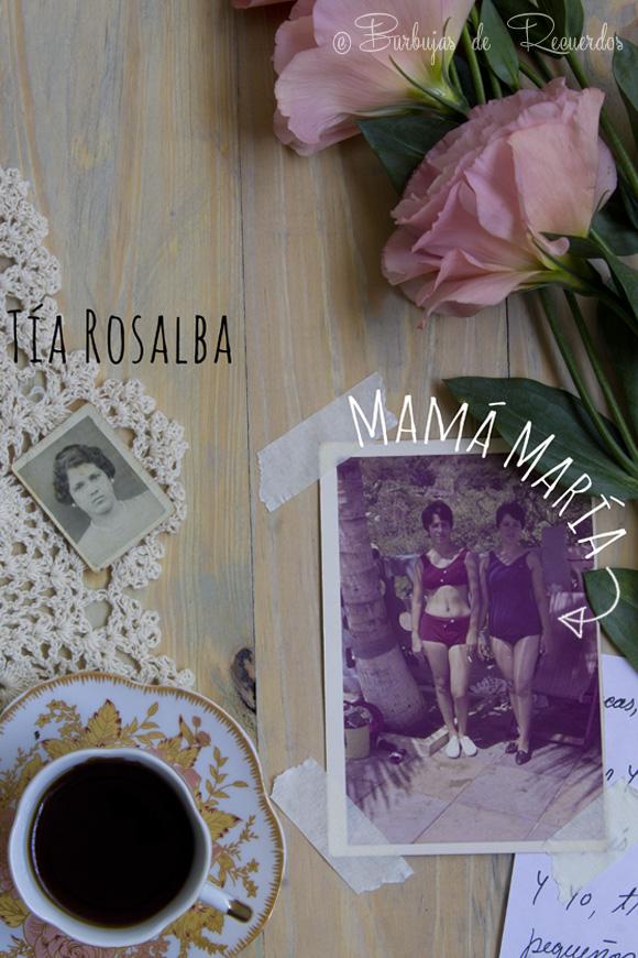 Rosalba y Maria Edemburgo