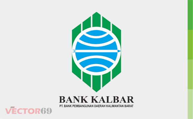 Logo Bank Kalbar Potrait - Download Vector File CDR (CorelDraw)