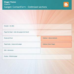 Emplacement optimisé Widget ContactForm - Layouts V3 (Emporio)