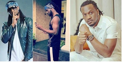 "fan who said that Paul Okoye's voice sounds like ""PSquare"" Paul Okoye Replies"