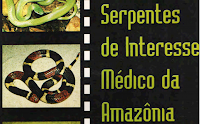 Capa do ebook serpentes de interesse médico