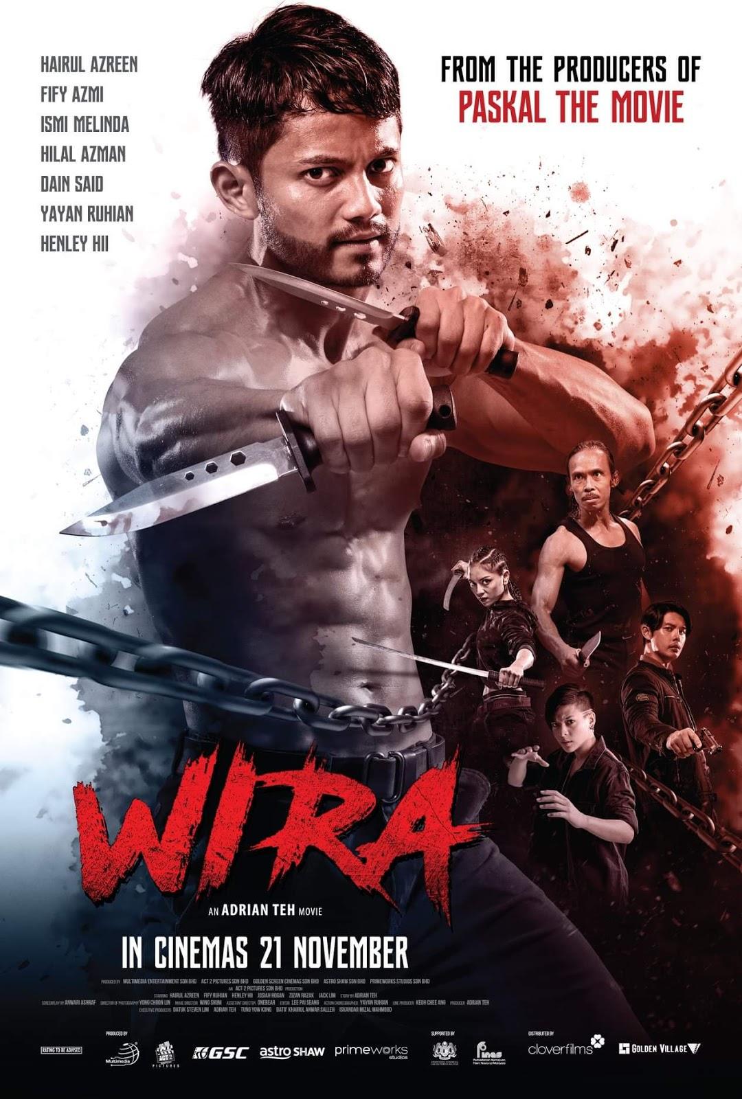 Wira (2019) Full Movie