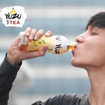 Minuman Kemasan Yang Menyegarkan dari Buah Yuzu