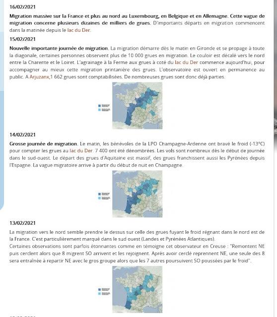 Crane migration screen shot.