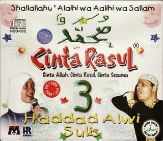 Haddad awli & sulis - Cinta Rosul 3 - Download Sholawat