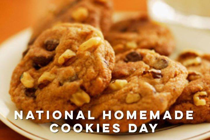 National Homemade Cookies Day Wishes Awesome Images, Pictures, Photos, Wallpapers