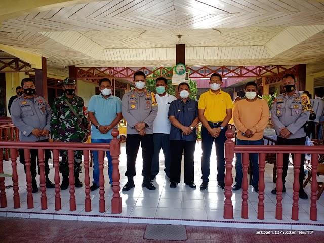 Polres Turunkan Personel Gabungan Amankan Musda DPD II Golkar