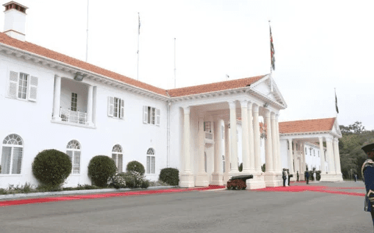 Statehouse Kenya photos and news about coronavirus