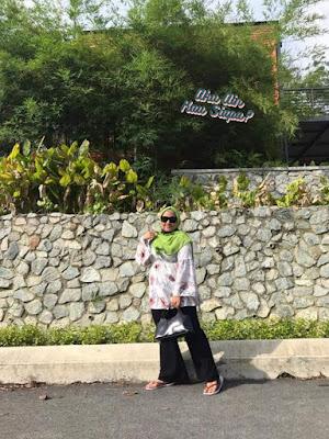 hutan bandar johor bahru blogger johor she is farahain
