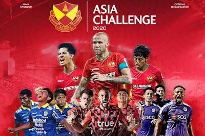 Harga Tiket Asia Challenge 2020 (Lokasi)