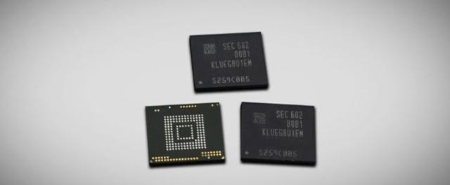 سامسونج بدأ بانتاج بطائق ذاكرة خارجية بسعة 256GB