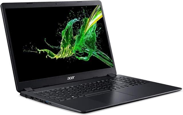Acer A315-54K: análisis