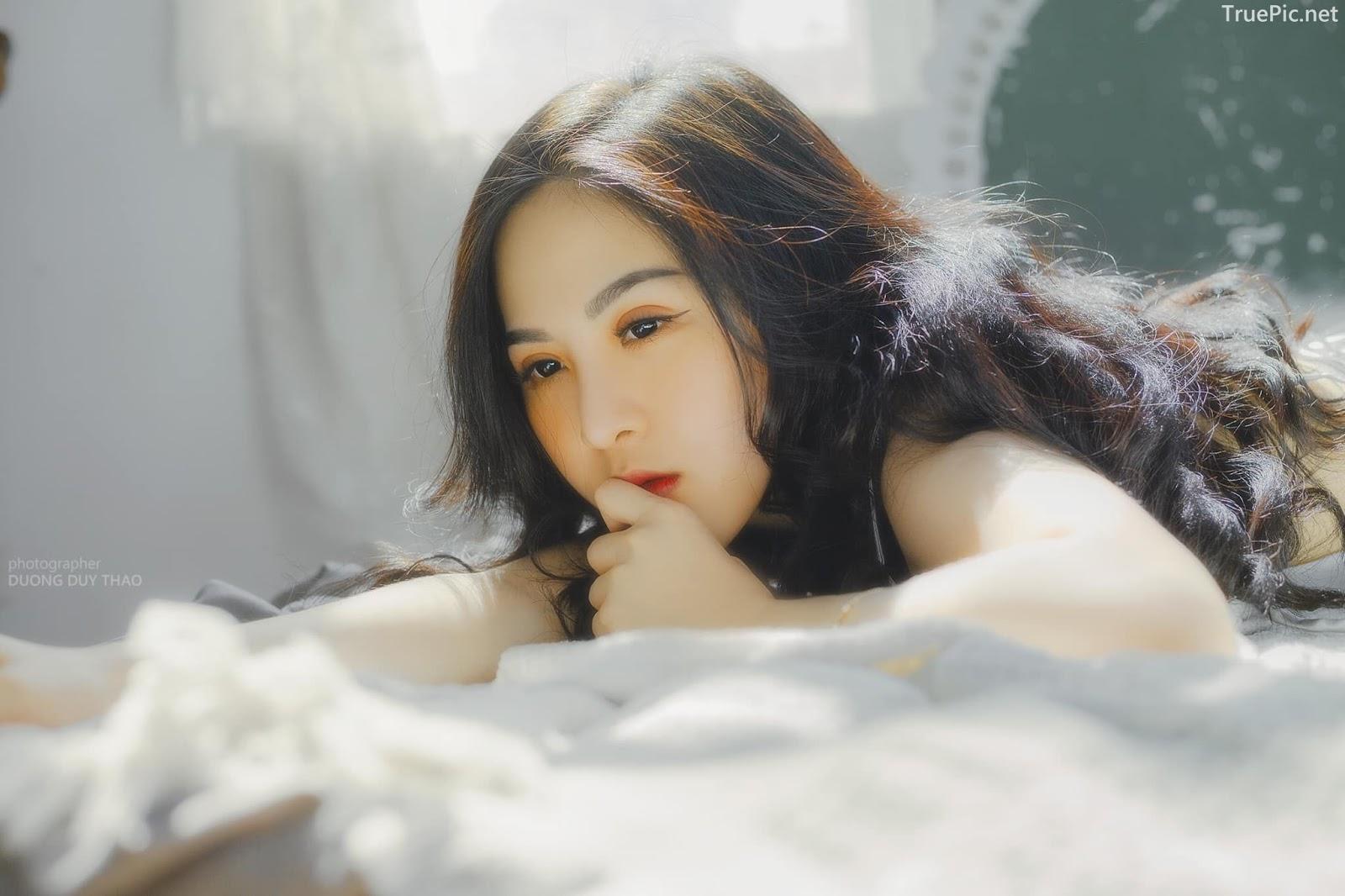 Vietnamese beautiful model Truong Huynh Nhu - Wait for the sun - Picture 9