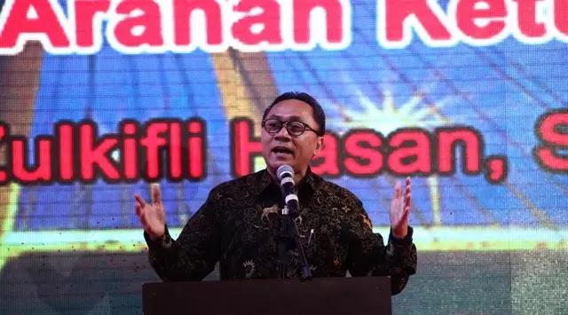Ketua MPR: Bukan Saatnya Lagi Membeda-bedakan Suku dan Agama