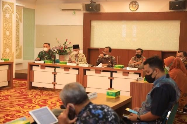 Lima Kabupaten/Kota demean Kasus Covid-19 Tertinggi Banal Mendapat Atensi Khusus